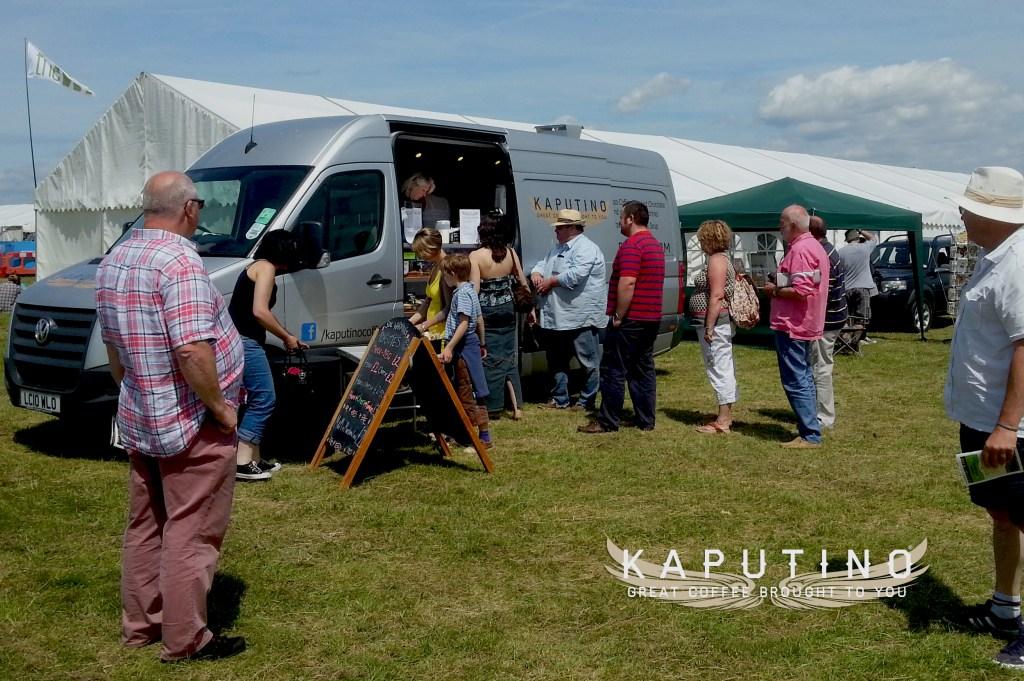kaputino-coffee-crepe-van-roytal-isle-of-wight-county-show