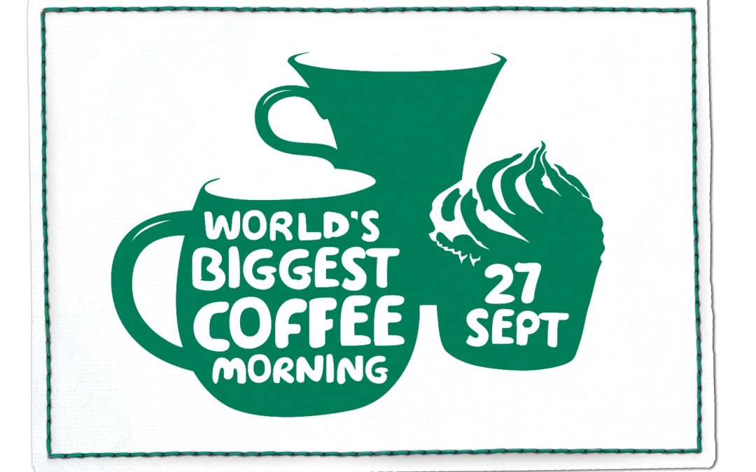 Tomorrow is the Kaputino® MacMillan Coffee Morning 2013