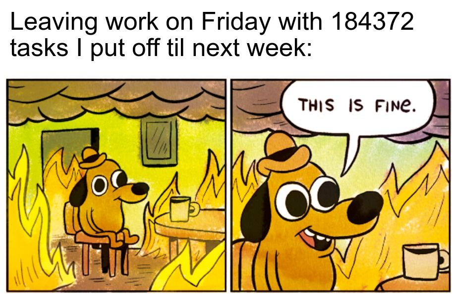Friday Memes Everything You Need To Share Your Pre Weekend Bliss