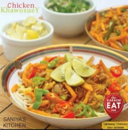 khowsuey at Karachi Eat 2018