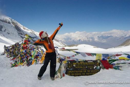 winter in nepal
