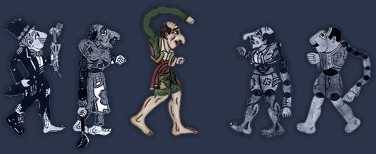 Ο Έλληνας Καραγκιόζης