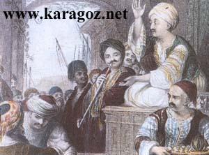 Meddah , 18. Yüzyıl Bursa
