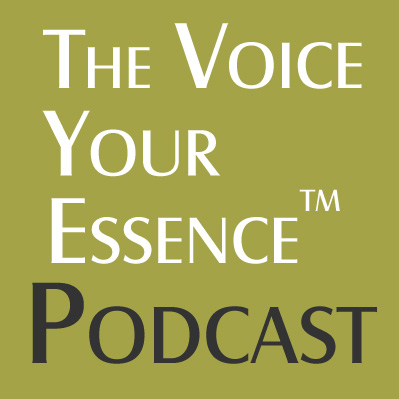Voice Your Essence Podcast by Kara Johnstad