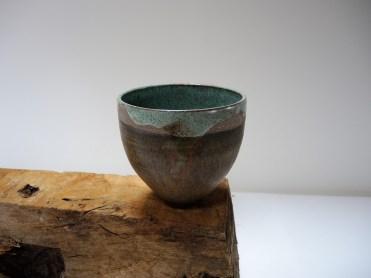 Bowl h.12,5cm d.13cm (2)