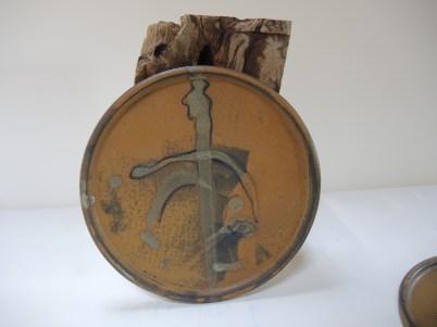 Plate. Diameter 30 cm.