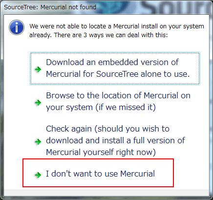 install-mercurial