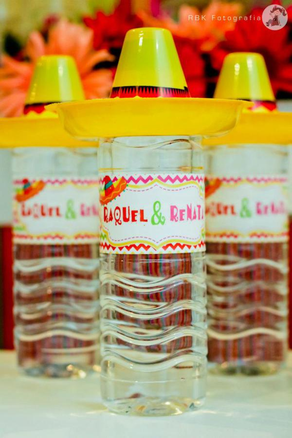 Kara S Party Ideas Mexican Fiesta Themed Family Adult