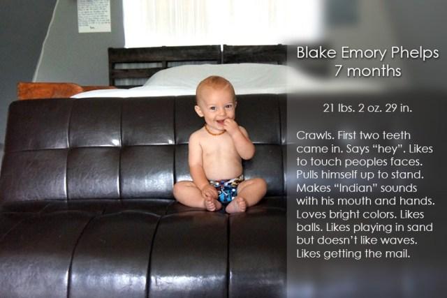 Blake-7-month