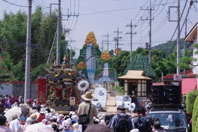 2010年 山あげ祭 古川靖史様撮影