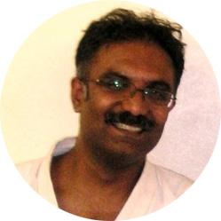 Professor Anand Pandyan, 3rd Dan