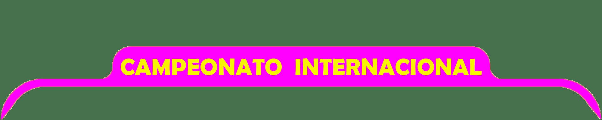 Campeonato Internacional