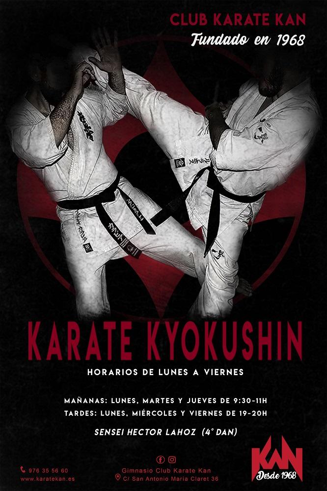 karate kyokushin zaragoza 2018