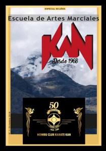 revista karate kan