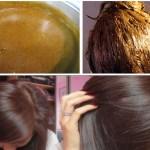 صبغ الشعر بالنسكافيه للحصول علي لون بني مميز