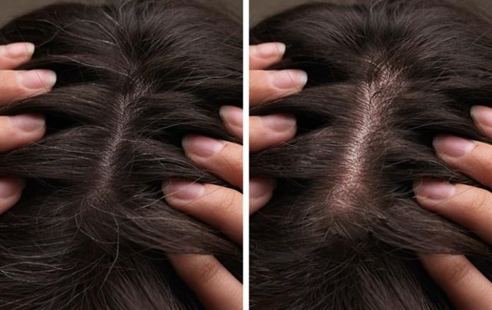صبغات شعر طبيعية بدون حناء