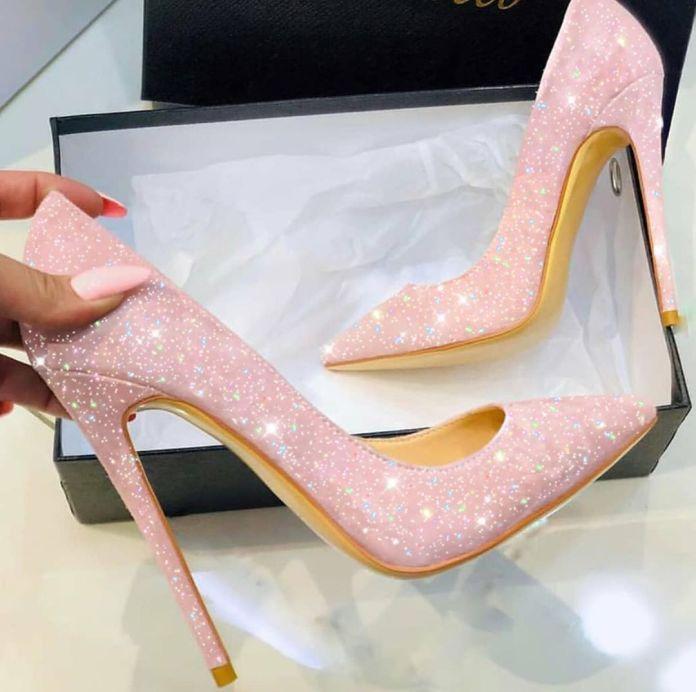 أحذية كعب عالي للسهرات تناسب جميع مناسباتك