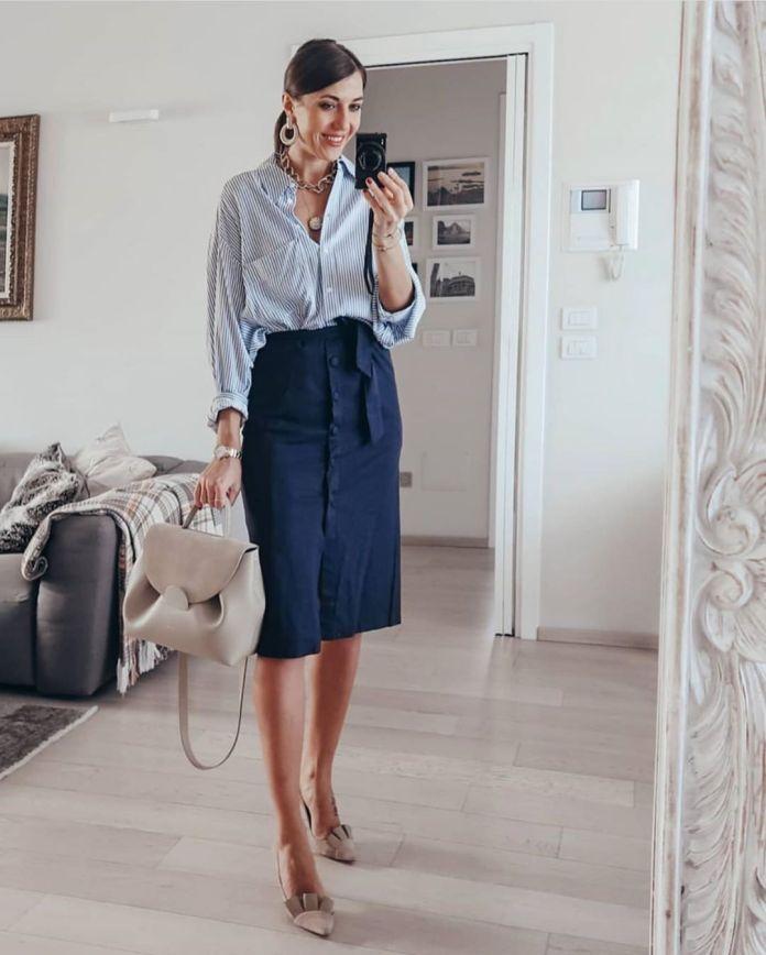 أفكار ملابس تناسبك للعمل بموديلات آخر موضة