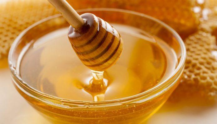 العسل لتسمين الوجه