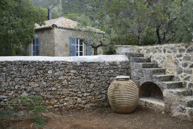 Patrick Leigh Fermor's  House
