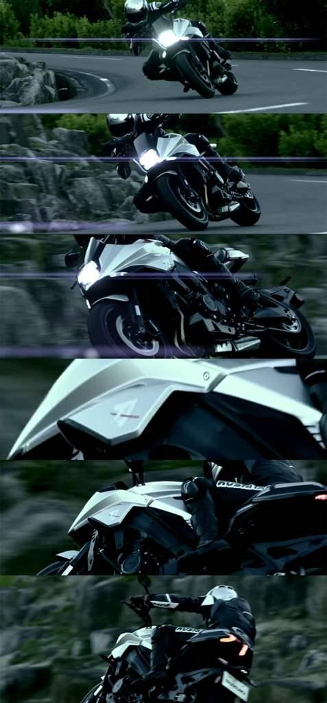 Suzuki Katana screen grabs