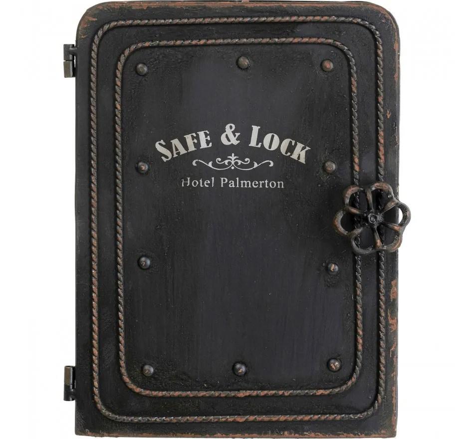 Armoire A Clefs Vintage En Metal Safe Kare Design