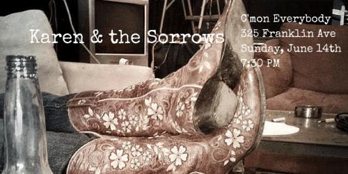 Karen&theSorrows_June14