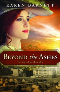 Beyond the Ashes Karen Barnett Interviews