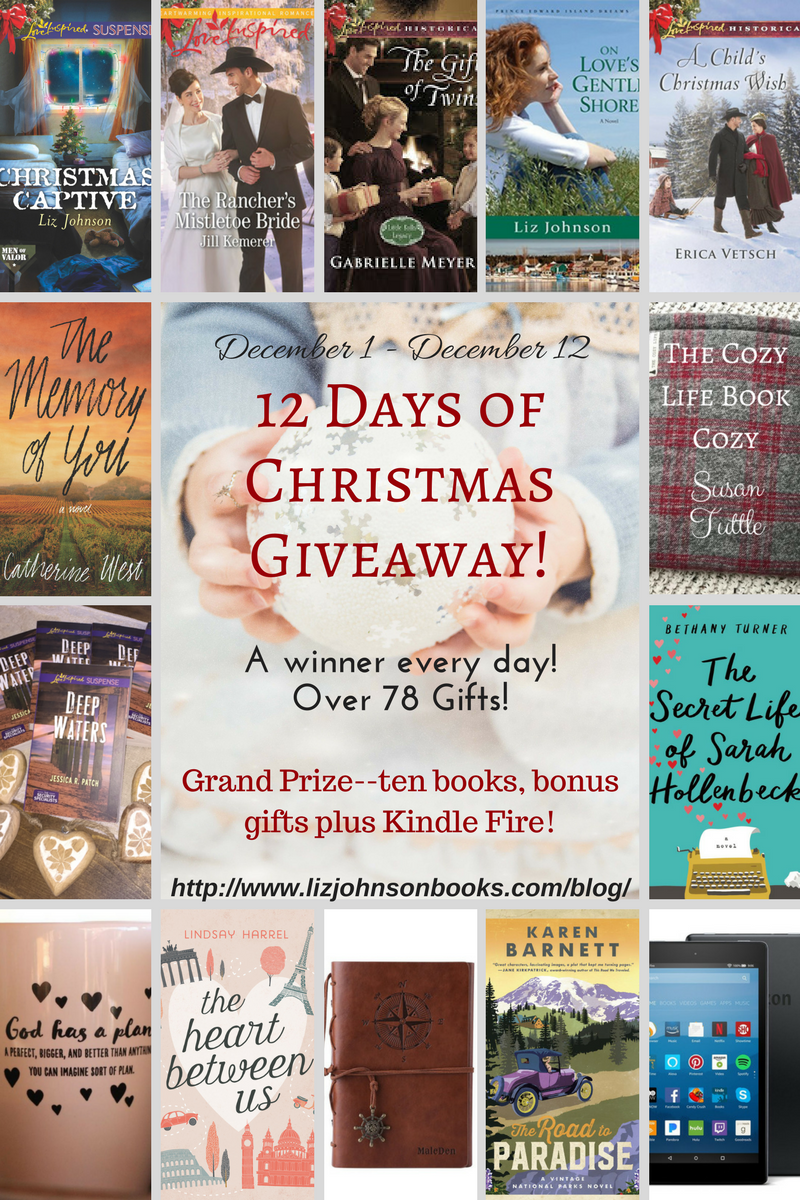 Day 8 of 12 days christmas giveaway picture