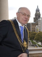 Tom Murray, Garforth and Swillington councillor and Lord Mayor of Leeds