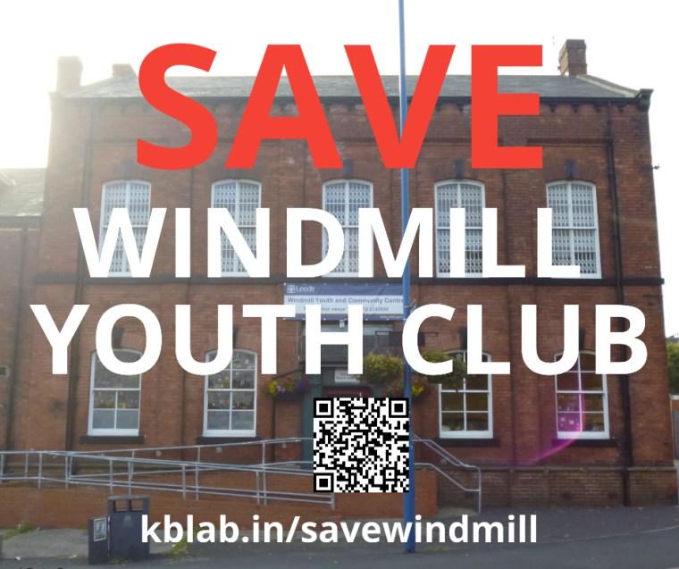 Save Windmill Youth Club