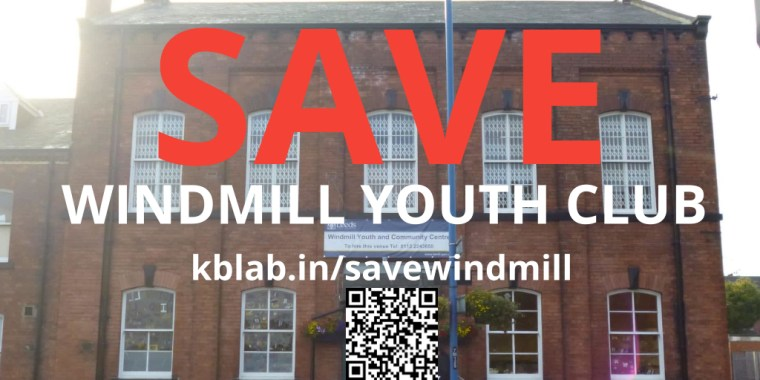 Save Windmill Youth Club in Rothwell photo