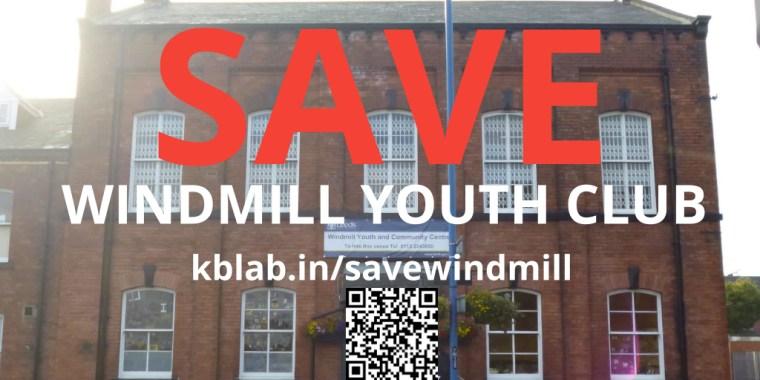 Save Windmill - Twitter