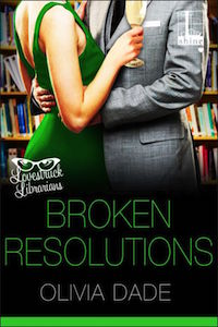 Broken Resolutions Cover