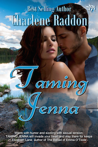 Taming Jenna by Charlene Raddon - 500