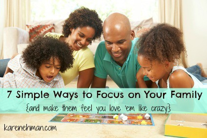 focus.on.family.ideas