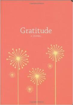 Gratitude Journal Giveaway Image
