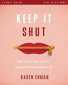 Keep It Shut Study Guide