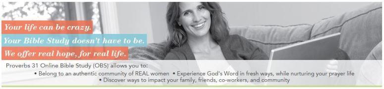 Sign up for Proverbs 31 online Bible study at KarenEhman.com #5HabitsBook