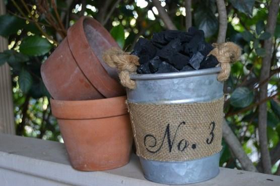 Flower Pot S'mores at KarenEhman.com