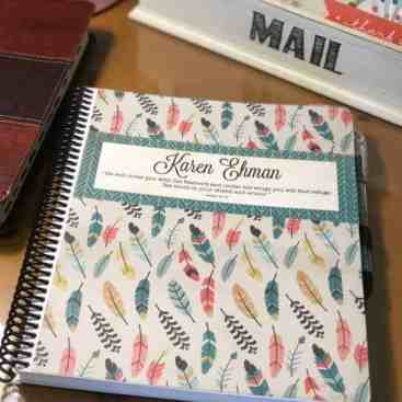 My Favorite Planner EVER is back!!!!! {and here is how you can WIN or get one on sale!}