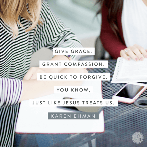 How God's word helps us to use our words without regret & a GIVEAWAY of Karen Ehman's new devotional book Zip It!