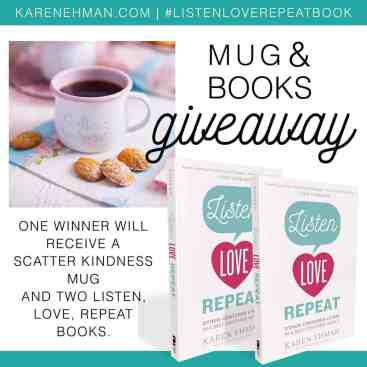 Scatter Kindness Giveaway