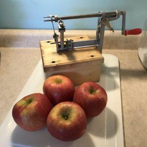 Freezer Apple Filling for #LoveYourLifeFriday at karenehman.com.
