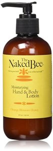 The Naked Bee Moisturizing Hand & Body Lotion, 8 Ounce, Orange Blossom Honey; 12 Fabulous Gifts for Friends at karenehman.com.
