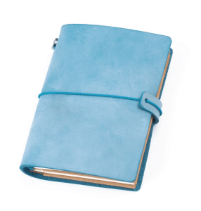 Leather Journal; 12 Fabulous Gifts for Friends at karenehman.com.