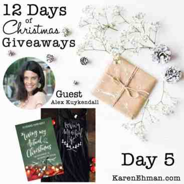 12 Days of Christmas Giveaways – Day 5