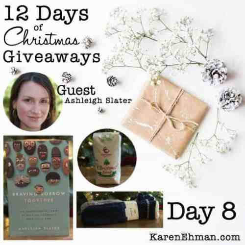 10th Annual #12DaysofChristmas Giveaways (2017) at karenehman.com.
