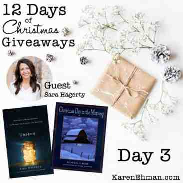 12 Days of Christmas Giveaways – Day 3