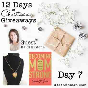 12 Days of Christmas – Day 7